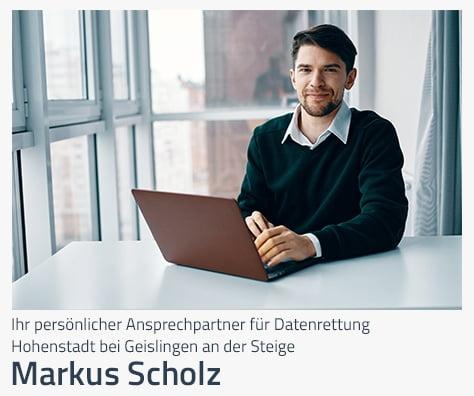 Ansprechpartner Datenrettung für Hohenstadt bei Geislingen an der Steige