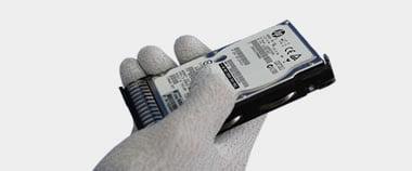 Festplatten Datenrettung