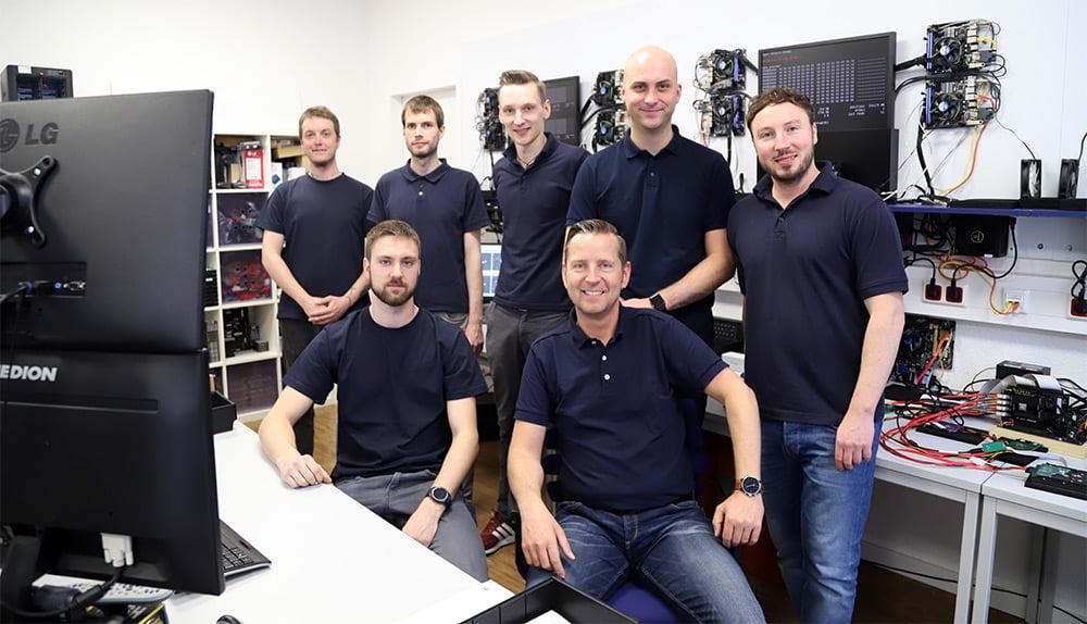 Das Team von Festplatten-Datenrettung.de Wallerfangen