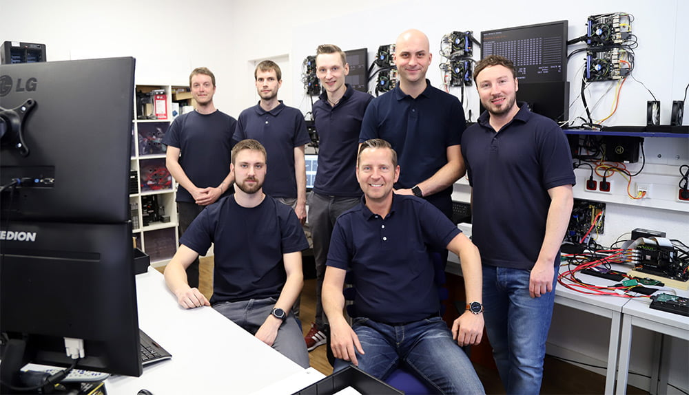 Das Team von Festplatten-Datenrettung.de Saarwellingen